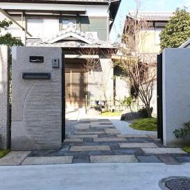 姫路市外構庭工事|両親から受け継いだお庭を管理しやすい庭にリフォーム