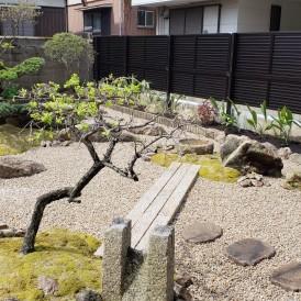 姫路市和庭リフォーム|庭木の剪定と雑草に困ったお庭を劇的リフォームガー...