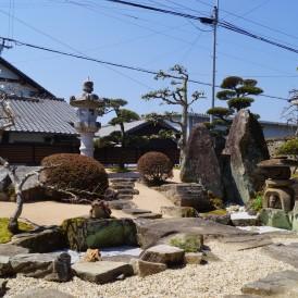 姫路市庭|和風庭園を維持しやすいお庭にリフォーム工事