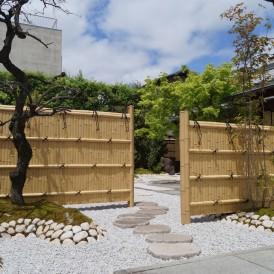 姫路和風庭園のリフォーム|趣のある枯山水の庭