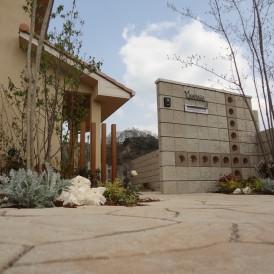 雑木のあるナチュラルなロックガーデンのあるオープン外構 佐用町K様邸※...
